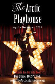 arctic playhouse theatre brochure